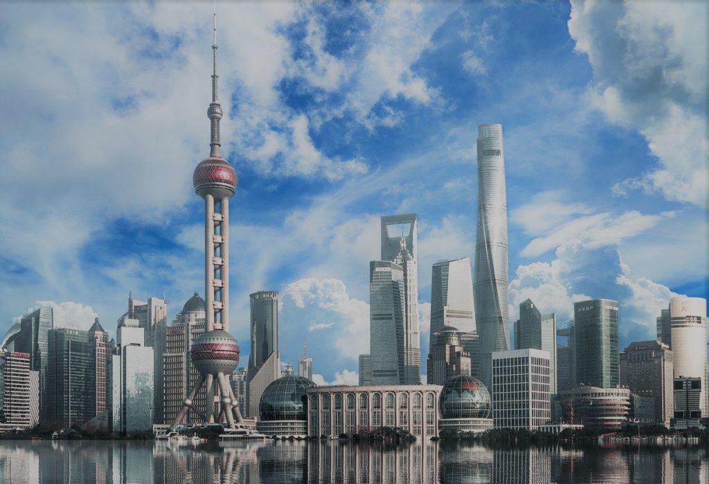 Ville de Chine (Jacques Sun)