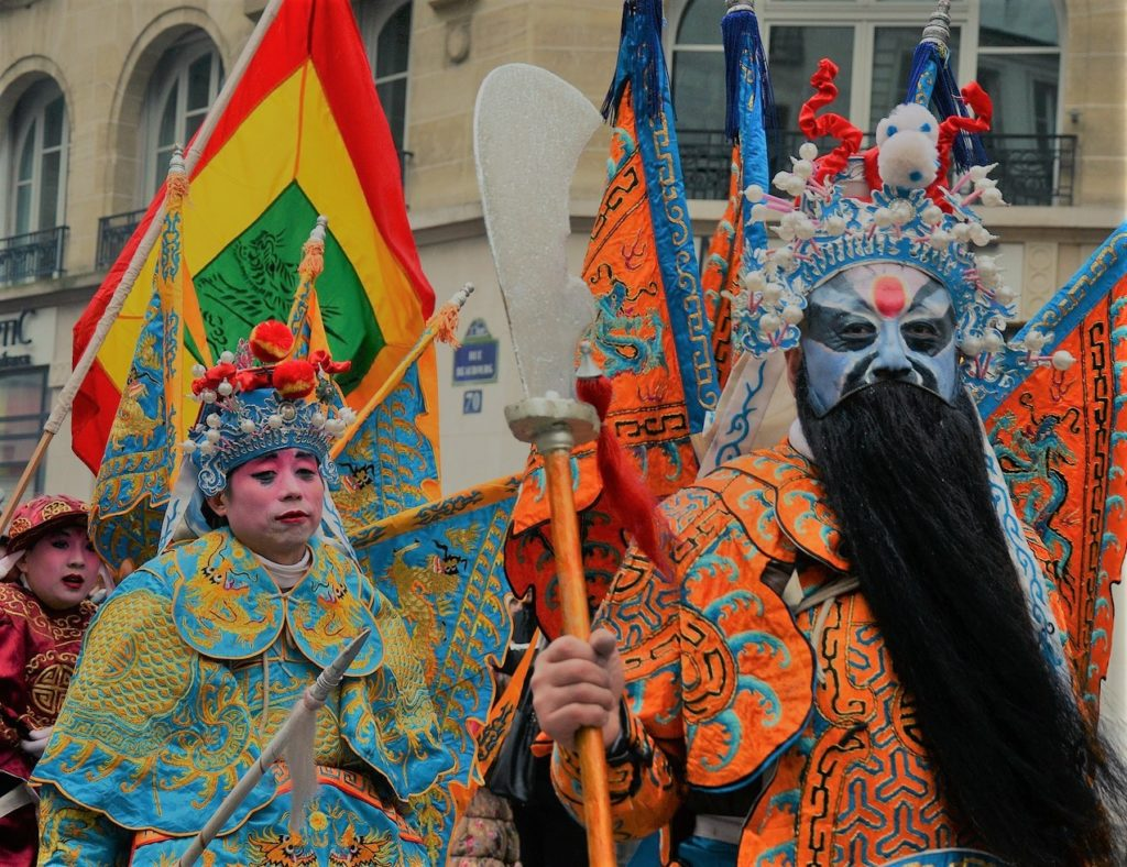 Nouvel an chinois (Jacques Sun)
