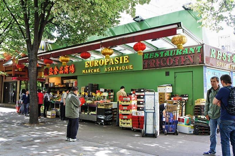 jacques sun parles des quartiers chinois de paris
